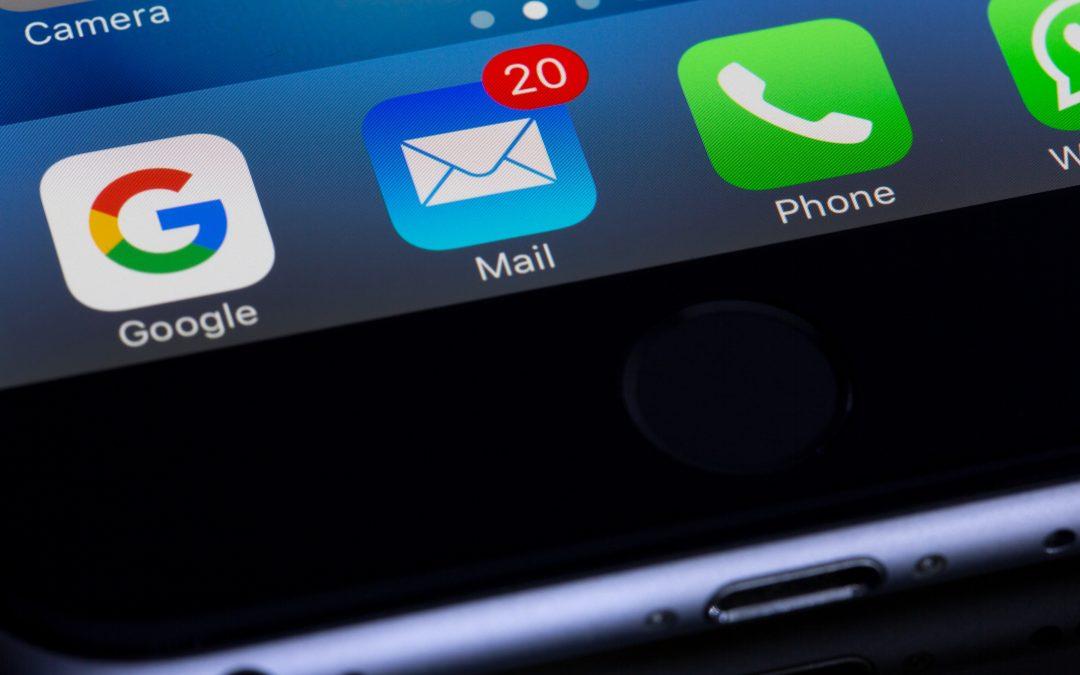 Welke tool kies je voor je e-mails?